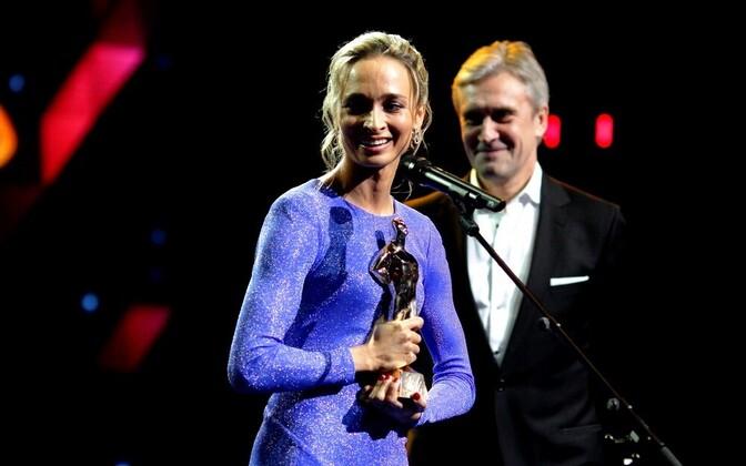 В 2016 году лучшей спортсменкой Эстонии стала Ксения Балта.