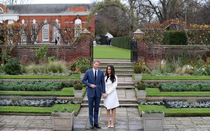 Kuninglikud pulmad tulekul.