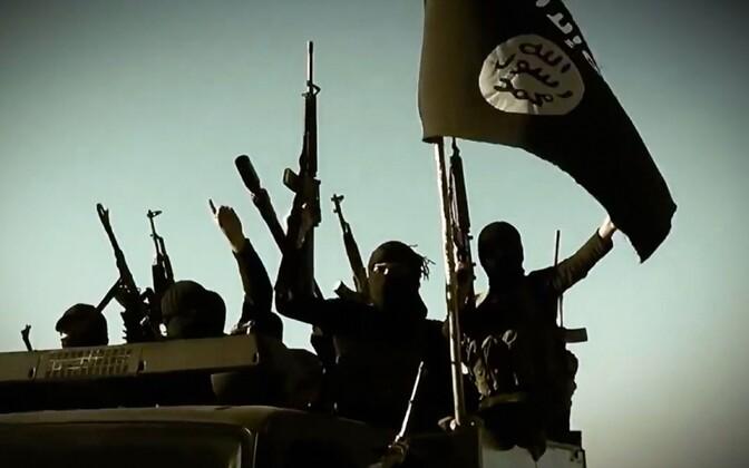 ISIS-e propagandapilt.