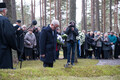 A cenotaph was unveiled at Tallinn's Forest Cemetery dedicated to nine Estonian state leaders, the locations of the remains of whom are unknown.