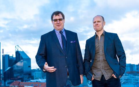 Andrus Karnau and Ahto Lobjakas.