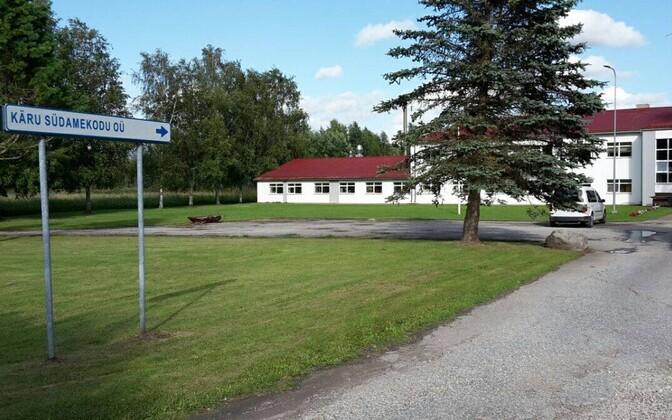 Дом престарелых Käru Südamekodu.