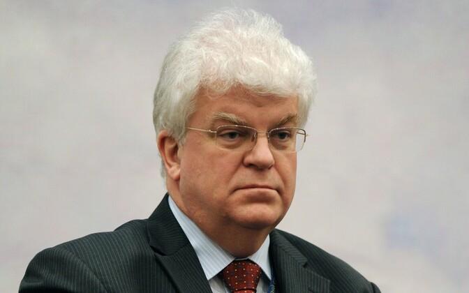 Venemaa esindaja Euroopa Liidu juures Vladimir Tšižov.