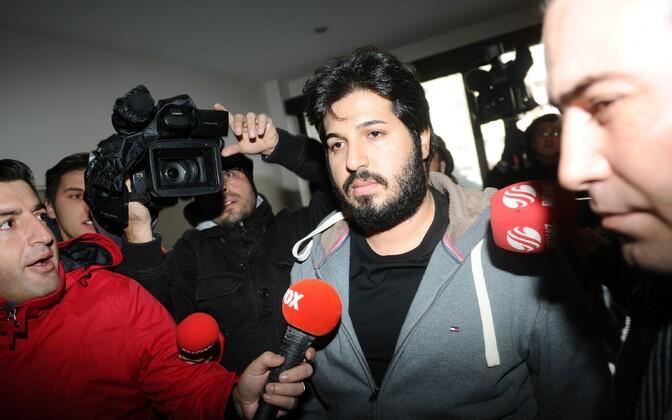 Reza Zarrab 2013. aastal Istanbulis.
