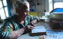 Sõnamaagia tundmine ja talletamine on vepsa eluviisis endiselt oluline. Päžare külastu, Vologda oblast., 2015.