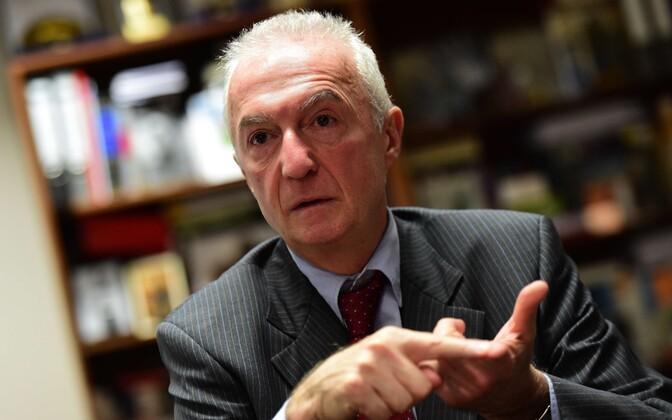 Euroopa Liidu terrorismivastase tegevuse koordinaator, belglane Gilles de Kerchove.