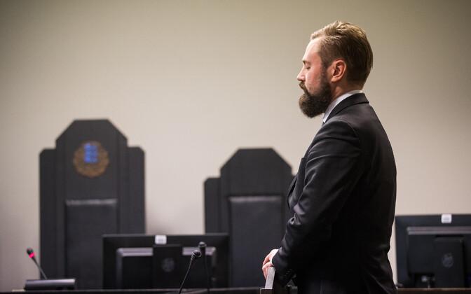Chief State Prosecutor Steven-Hristo Evestus.