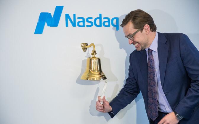 2017. aasta detsembris algas börsil algas kauplemine Efteni kolmanda fondi aktsiatega.