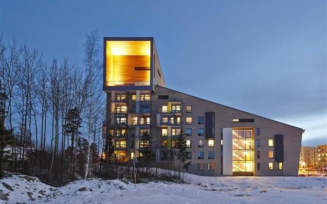 Viikinmäki sotsiaalmajad