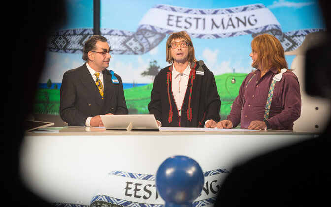 Eesti Mäng. Aastavahetuse erisaade.