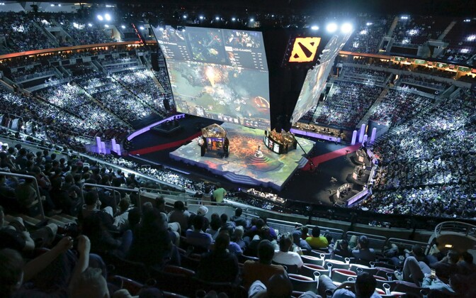 Dota 2 turniir The International Seattle'is