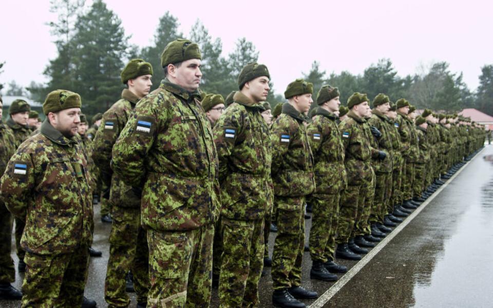 Срочнослужащие Куперьяновского батальона.