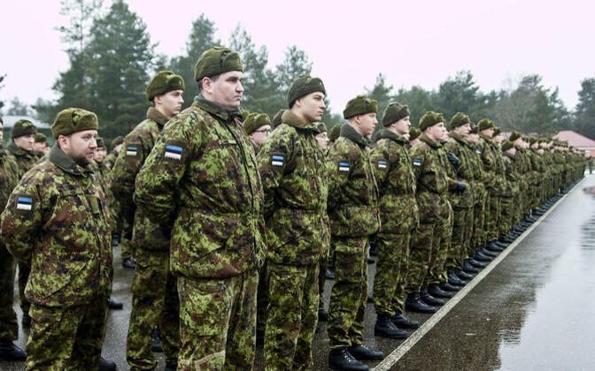 Срочнослужащие Куперьяновского батальона