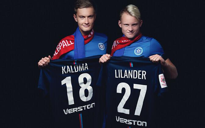 Sören Kaldma ja Michael Lilander