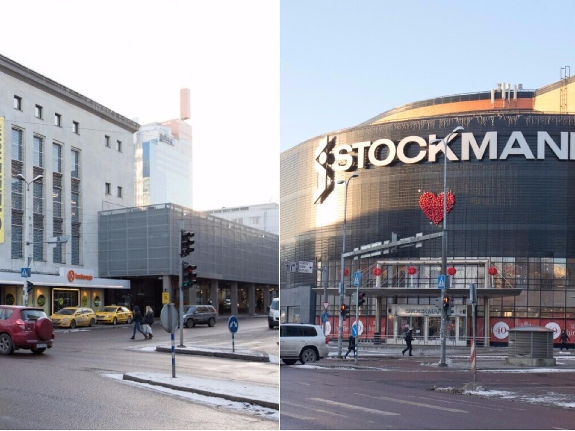 ff08c0f11e4 Tallinna Kaubamaja turuväärtus edestab Stockmanni oma   Majandus   ERR