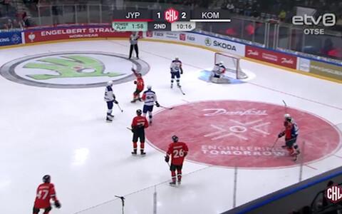 Jyväskylä JYP - Brno Kometa
