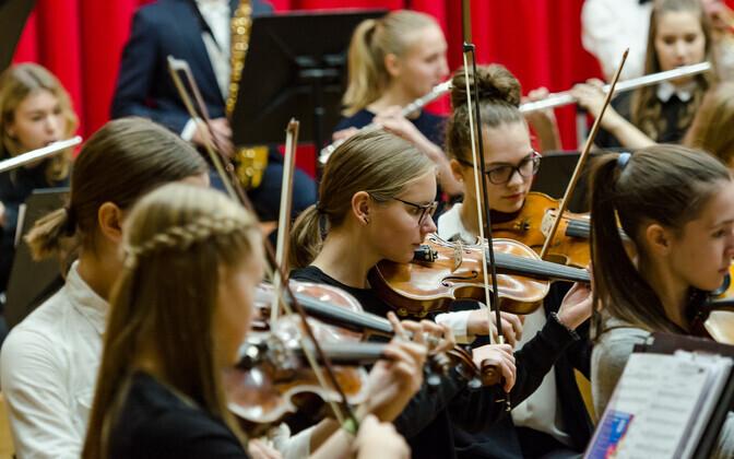 Tallinna muusikakooli sümfooniaorkester