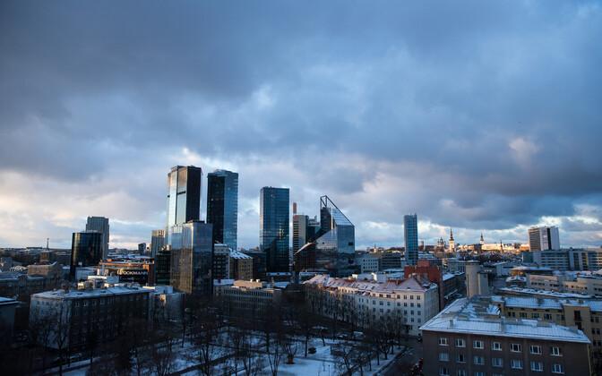 Vaade Tallinnale