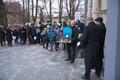 Jõulusõimede pühitsemise rongkäik. Tallinna vanalinn.