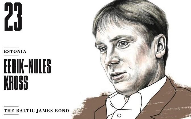 Eerik-Niiles Kross - Balti riikide James Bond, nagu tituleerib Politico.
