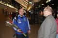 Tõstmise MM-il viienda koha saanud ning tõukamises hõbeda võitnud Mart Seim naasis Eestisse