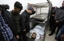 Погибший в секторе Газа.