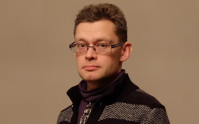 Berk Vaher, editor of Tartu 2024's bidbook.