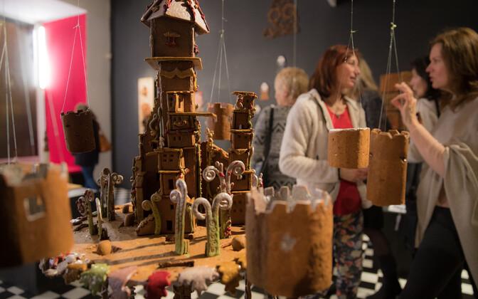 Выставка печенья пипаркоок