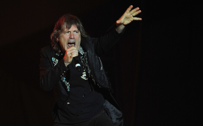 Bruce Dickinson Iron Maidenist