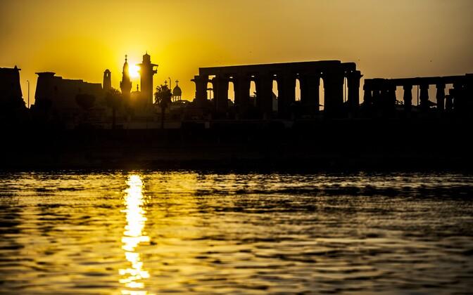 Luxori tempel.