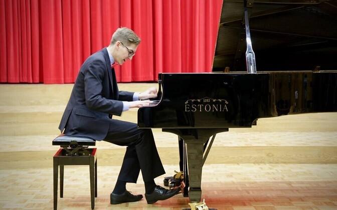 Arko Narits, klaver