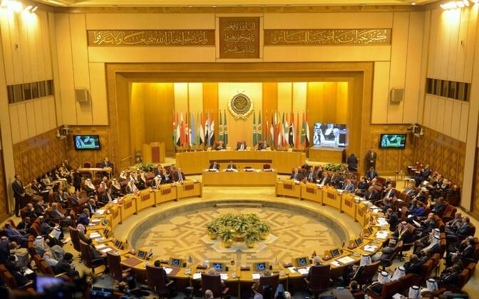 В Лигу арабских государств входят 22 страны