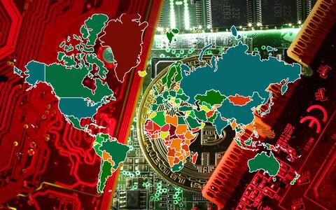 Bitcoini kaevandamine ületab selle praeguse hinna juures paljude riikide aastast elektrienergia tarvet.