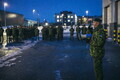 Õppusel Okas 2017 osalenud reservväelased said koju.