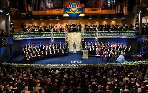 Nobeli preemiate tseremoonia Stockholmis 10. detsembril.