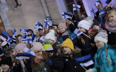 Столетие Финляндии