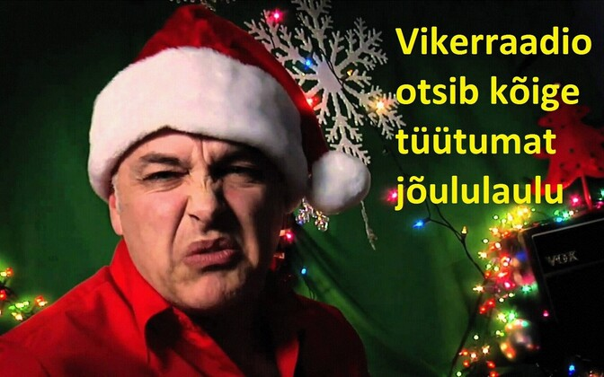 Vikerraadio otsib kõige tüütumat jõululaulu
