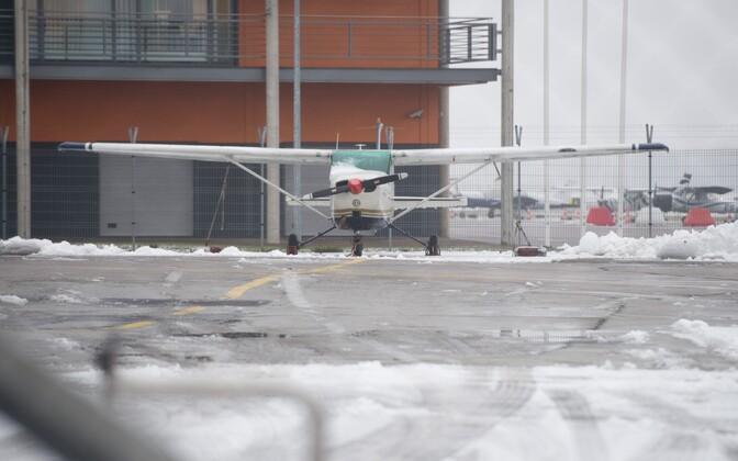 A property at Väike-Sõjamäe Street 9 belonging to aviation businessman Raivo Susi.