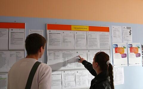 Безработица остается проблемой для Эстонии.