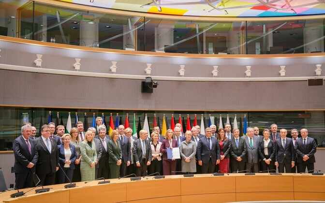 European Union countries participate in defense cooperation