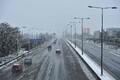 Lumine M1 maantee Londoni lähistel.