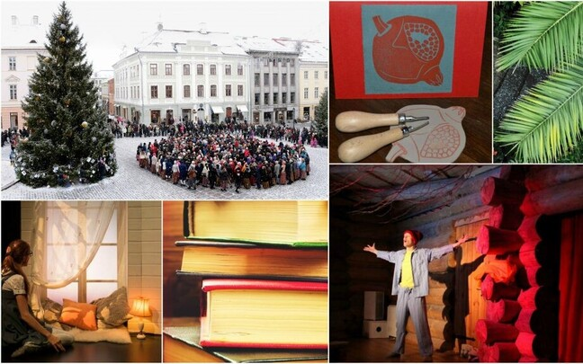 The Culture critics' blog provides weekly recommendations for cultural events across Estonia every Monday.
