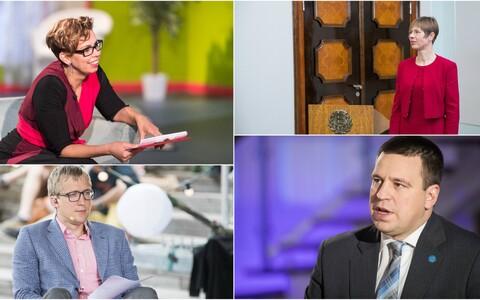 Intervjuud peaministri ja presidendiga