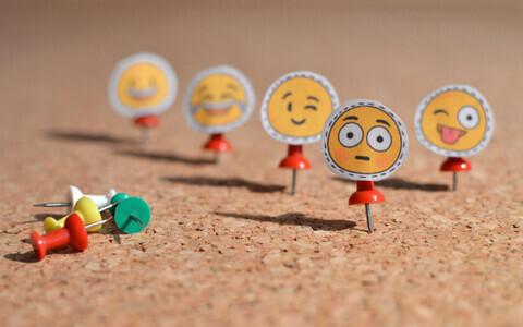 Emotikonid leiavad kasutust üha tõsisemates olukordades.