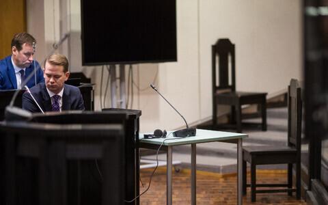 Из-за болезни Эдгар Сависаар 12 декабря не явился в суд.