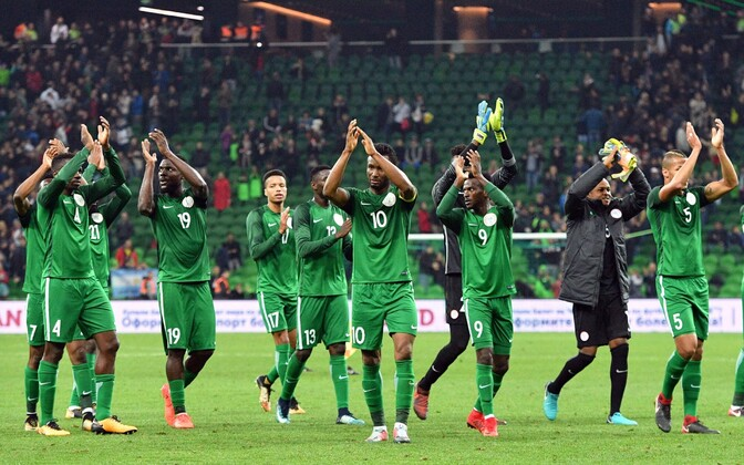Nigeeria jalgpallikoondis