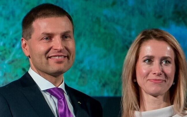 Ханно Певкур поддерживает Каю Каллас.