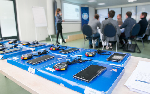 Eelmisel aastal Tallinnas toimunud CFM-koolitus