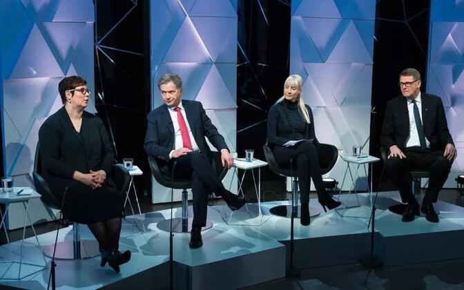 Soome presidendikandidaadid.