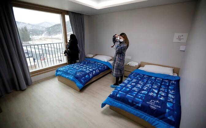 PyeongChangi sportlasküla